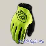 Перчатки TLD AIR yellow