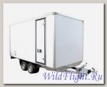 Прицеп-фургон коммерческий (легкий сэндвич) модель 3793М2