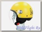 Шлем Vespa Part I (GIALLO ESTATE)