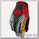Перчатки FLY RACING 907 MX чёрные/оранжевые