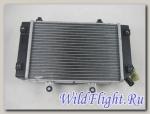Радиатор системы охлаждения в сборе 400 SYM (P\N: 15230-A13-011)