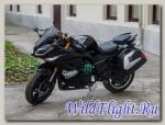 Электромотоцикл YCR-20 3000W