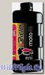 Масло моторное синтетическое 2T Eni I-Ride moto, 1л (ENI)