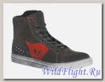 Кеды Dainese STREET BIKER AIR C59 CARBONE-DARK/RED