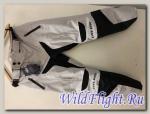 Брюки муж. текстиль Hawk Moto White Daytona