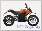 Электромотоцикл ZERO DS ZF12.5 +POWER TANK 2015