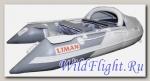 Лодка Liman SCD 330 PLR с тентом