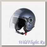 Шлем Vespa VJ (GRIGIO DOLOMITI)