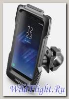 Держатель для Samsung Galaxy S7 EDGE/S8 PLUS на руль мотоцикла, велосипеда
