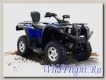 Квадроцикл HISUN ATV 500 BLUE
