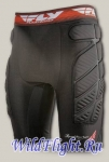 Шорты Fly Racing COMPRESSION Black