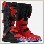 Ботинки THOR YOUTH BLITZ BLACK/RED BOOT