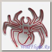 Наклейка (11х11) Spider