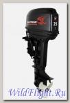 Лодочный мотор GOLFSTREAM (PARSUN) F25FWS/L