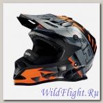 Шлем (кроссовый) Polaris Altitude Orange