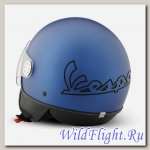 Шлем Vespa Part I (BLU VIVACE)
