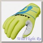 Перчатки Scott 350 Race green/blue