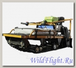 Мотобуксировщик Рекс RA515 Двигатель 15 л.с.