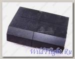 Подушка кронштейна крепления аккумулятора, резина LU013770