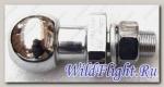 Пластина защитная звездочки заднего привода, правая (черный) LU020614