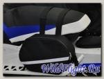 Сумка багажная для снегохода Mountain, черный