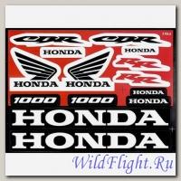 Наклейки набор (18х26) Honda CB1000