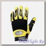 Перчатки YOKE MT805 yellow