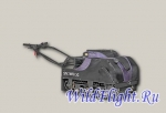 Мотобуксировщик BALTMOTORS Compact R7E