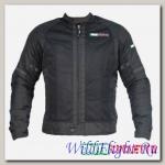 Мотокуртка MOTOCYCLETTO REVITTA BLAKC текстиль