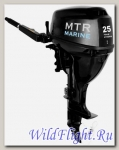 Лодочный мотор F25BMS MTR Marine