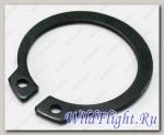 Кольцо стопорное шестерни холостого хода коробки передач, сталь LU028097