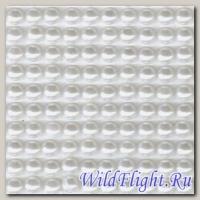 Наклейки набор (10х40) Стразы 4мм pearl