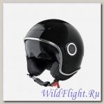 Шлем Vespa VJ 1 (BLACK)