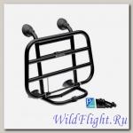 Передний складной багажник для Vespa Primavera (Черный)