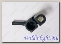 Кольцо стопорное поршневого пальца, сталь LU059166