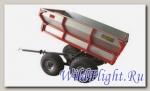 Прицеп одноосный четырехколесный ПО 1х4-500 для мотовездеходов