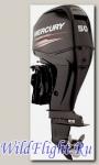 Четырехтактный подвесной лодочный мотор Mercury F50 ELPT EFI