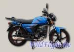 Мотоцикл Alpha CX 50 (110)