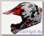Шлем LS2 MX433 BLAST Black Red