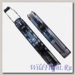 Устройство для очистки цепи с ручкой + 6 щеток поликарбонат дымчатый (плоское)
