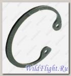 Кольцо стопорное 42 мм, сталь LU015647