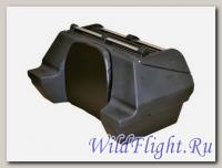 Кофр для ATV задний со спинкой SD1-R180 188л.