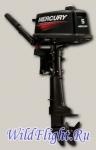 Двухтактный подвесной лодочный мотор Mercury 5 M