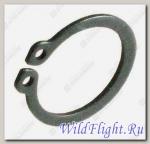 Кольцо стопорное 18мм, сталь LU040755