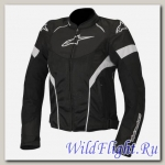 Куртка AlpineStars T-GP PLUS R AIR JKT Black White