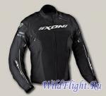 Куртка Ixon MISSILE Black Silver