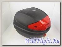 Кофр Safebet черный HF-877 30л.+ шлем 109