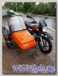 Мотоцикл Bajaj Boxer 150 X (С коляской)