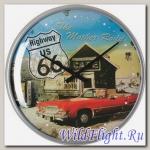 часы ROUTE 66* диаметр 31