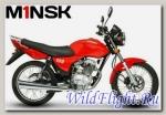 Мотоцикл Minsk D4 125 M1NSK